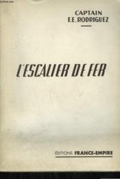 L'Escalier De Fer. - Couverture - Format classique
