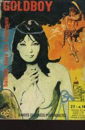 Goldboy, L'Agent Sexy N°1, Periodique N°14. Ballade Sous Les Tropiques - Couverture - Format classique