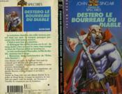 Destero Le Bourreau Du Diable - Couverture - Format classique