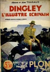 Dingley L'Illustre Ecrivain - Couverture - Format classique