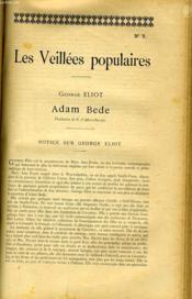 Les Veilleees Populaires N°7 - George Eliot, Adam Bede - Couverture - Format classique