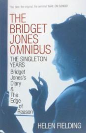Bridget Jones : The Singleton Years - Couverture - Format classique