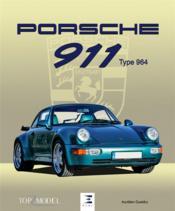 Porsche 911 type 964 - Couverture - Format classique