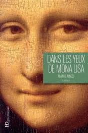 Dans les yeux de Mona Lisa - Couverture - Format classique