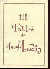 118 fables - Couverture - Format classique