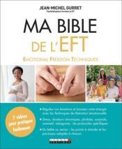 Ma bible de l'EFT - Couverture - Format classique