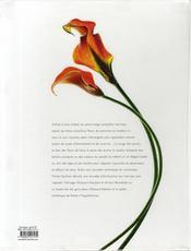 Végétal - 4ème de couverture - Format classique