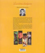 Lumières d'enfance - 4ème de couverture - Format classique