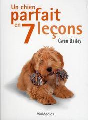 Un chien parfait en 7 leçons - Intérieur - Format classique