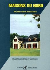 Maisons du nord - Couverture - Format classique