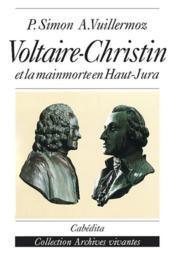 Voltaire-Christin - Couverture - Format classique
