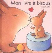 Livre a bisous (mon) - Intérieur - Format classique