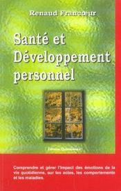 Sante et developpement personnel - Intérieur - Format classique