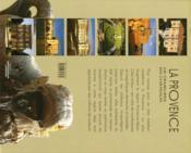 Provence (La) - 4ème de couverture - Format classique