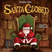 Santa closed - Couverture - Format classique