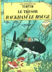 Les aventures de Tintin T.12 ; le trésor de Rackham le rouge - Couverture - Format classique