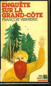 Enquete Sur La Grand-Cote - Les Enquetes De Chris Chevalier - Couverture - Format classique