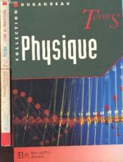 Physique Terminale S Professeur - Couverture - Format classique