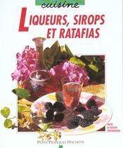 Liqueurs, sirops et ratafias - Intérieur - Format classique