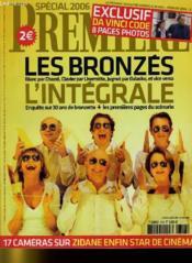 Premiere N° 348 - Les Bronzes L'Integrale - Couverture - Format classique