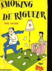 Smoking De Rigeur - Couverture - Format classique