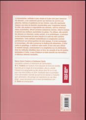 Aliments fermentes, aliments sante - 4ème de couverture - Format classique