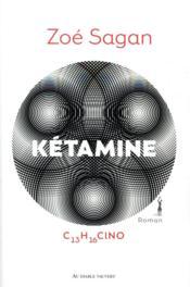 Kétamine C13H16ClNO - Couverture - Format classique