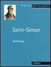 Saint-Simon - Intérieur - Format classique