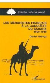 Les Meharistes Francais A La Conquete Du Sahara, 1900-1930 - Intérieur - Format classique