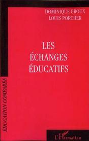 Les Echanges Educatifs - Intérieur - Format classique