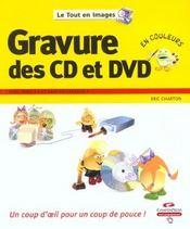 Tout En Images Gravure De Cd Et Dvd - Intérieur - Format classique