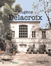 Le musee eugene delacroix - Couverture - Format classique
