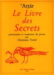 Livre Des Secrets (Le) - Couverture - Format classique