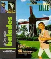 Balades autour de lille - Couverture - Format classique