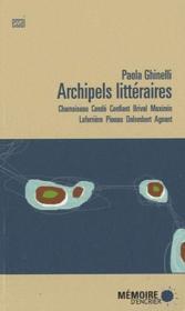 Archipels littéraires - Couverture - Format classique