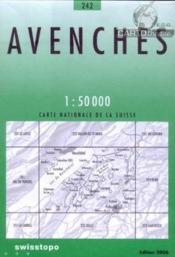 Avenches - Couverture - Format classique