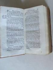 Les Trois Siècles de la Littérature Française, ou Tableau de l'Esprit de nos Ecrivains, depuis François Ier jusqu'à nos jours, par ordre alphabétique (Tome I) - Couverture - Format classique