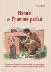 Manuel de l'homme parfait - Couverture - Format classique