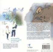 Norvège, Finlande, Suède ; 20 ans de propsections naturalistes - 4ème de couverture - Format classique