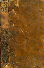 Les Oeuvres De Monsieur De Crebillon, Tome Iii - Couverture - Format classique