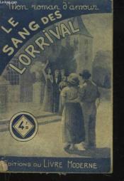 Le Sang Des Lorrival - Couverture - Format classique