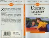 Concerto Amoureux - Diamonds Are For Ever - Couverture - Format classique