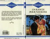 Un Ranch Pour Natacha - Fight For Love - Couverture - Format classique