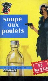 Soupe Aux Poulets - Couverture - Format classique