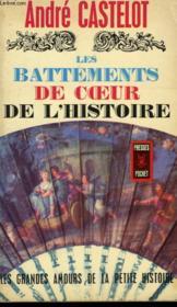 Les Battements De Coeur De L'Histoire - Couverture - Format classique