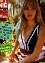 Cine Revue - Tele-Programmes - 47e Annee - N° 10 - Le Congres S'Amuse - Couverture - Format classique