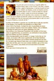 Un temps pour un rêve ; une famille, une anneé, un bateau, un océan... - 4ème de couverture - Format classique