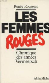 Les Femmes rouges - Couverture - Format classique