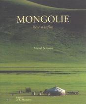 La mongolie, reve d'infini - Intérieur - Format classique