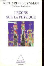 Leçons sur la physique - Couverture - Format classique